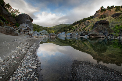 Eel River near Spyrock, CA May 2014