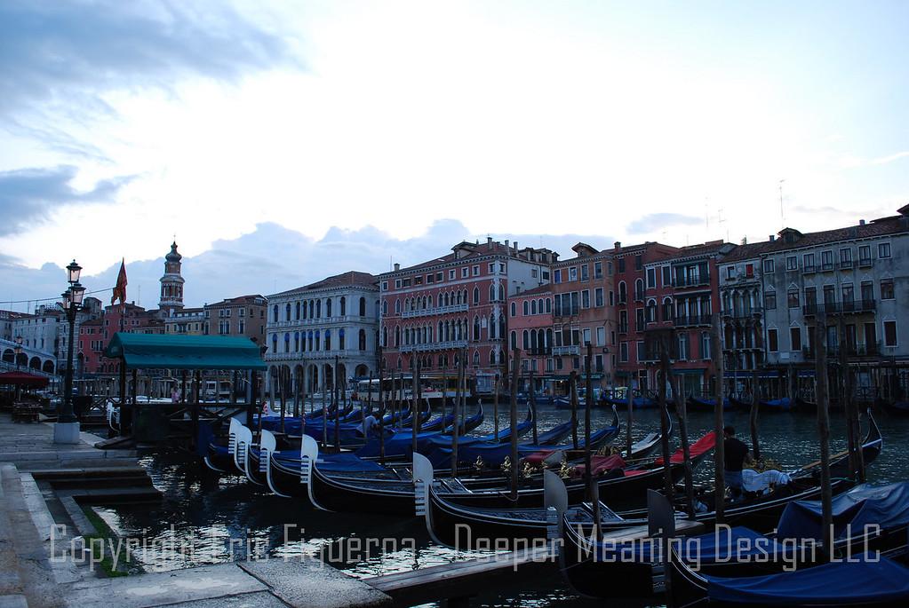 """Venice at Dawn""  Venice, Italy"
