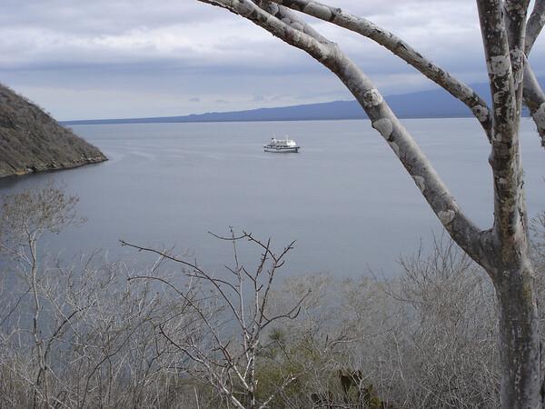 Tagus Cove
