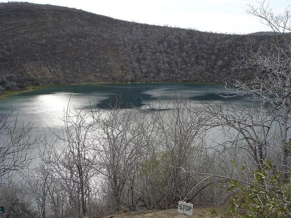 Darwin Lake (caldera)