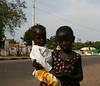 Children in Banjul, The Gambia.