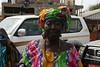 Proud Gambian woman.