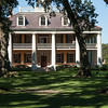 The Houmas House  located in Darrow, Louisiana. (1800-1840)  A sugar plantation of years past, it is a place to tour and walk along the splendor of its' gardens.