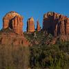 Red Rock from Oak Creek