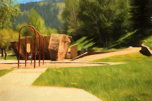 The Grand Tetons-Mormon Row-Jackson Hole