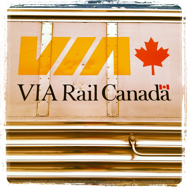 """The Via Rail """"Canadian"""" Toronto-Vancouver train ride is legendary. Everyone I spoke to when I decided to take this trip remarked that they always wanted to ride the rails across Canada; that this was the trip of a lifetime.  I urge you to take it! But I'll let my photos do the talking..."""