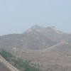 One last look back at the end of my hike on the Great Wall.