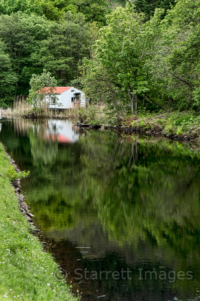 The Crinan Boat Canal