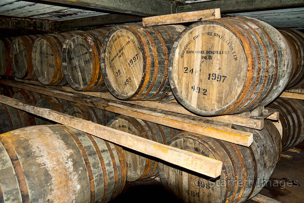 """""""Whisky"""" in Scotland is often aged ten years or more, not the one to three years of our usual whisky."""