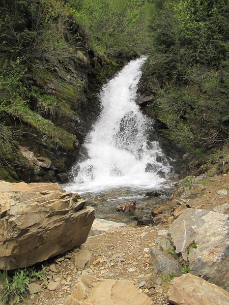 West Portal Falls