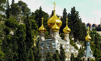 Russian Orthodox Church, Jerusalem