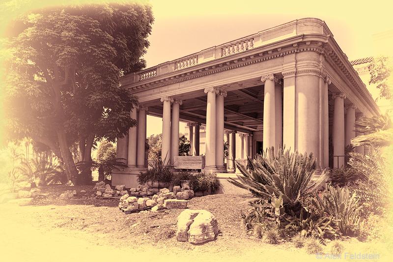 The Hungtinton Gardens<br /> Los Angeles