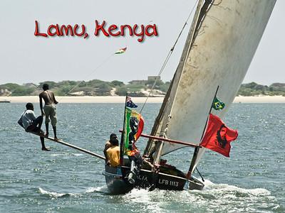 Kenya Experience - Lamu