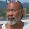 Dennis Chun,  founder of the canoe project