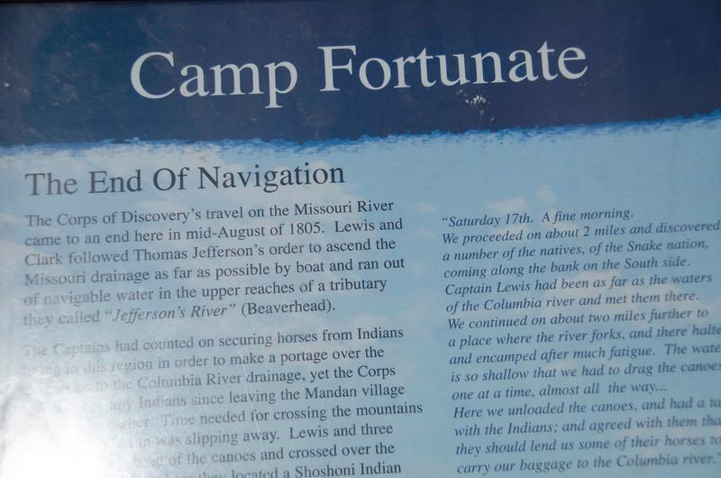 Camp Fortunate
