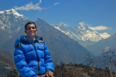 One of our guides - Rudra Adhikari