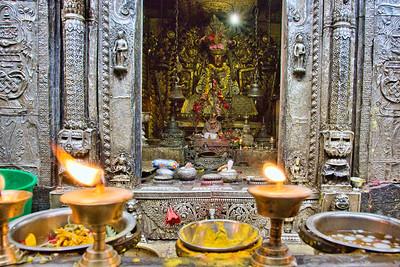 Uma Maheshwar temple, Kathmandu