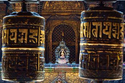 Golden Temple, Kathmandu