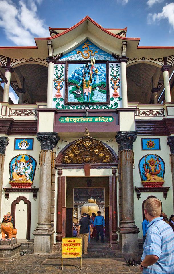 A World Heritage Site - Shri Pashupathinath Temple, Kathmandu