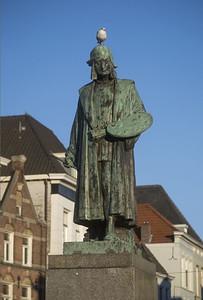 Favorite son of Den Bosch, Hieronymus Bosch