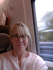 Train to Belgium