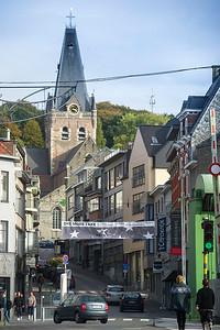 Geraardsburgen, exhibition banners