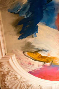 Ceiling of the Mauritshuis, Den Haag