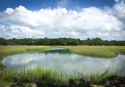 Cap'n Sam's Creek, John's Island