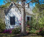 Magnolia Plantation, Charleston: Slave Cabin