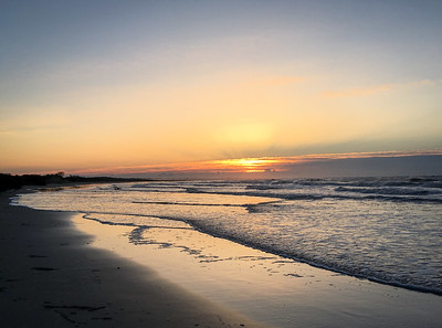 Dawn, Seabrook Island, South Carolina