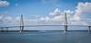 Arthur Ravenel Bridge and Cooper River, Charleston