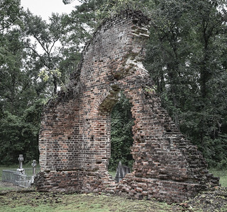 Pon Pon Chapel of Ease (c. 1820), Colleton County S.C.