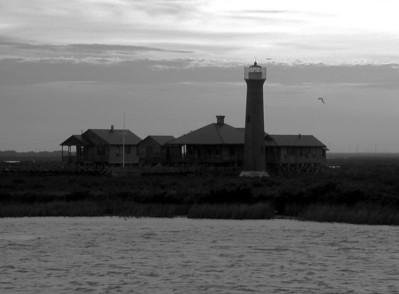 The Lydia Ann Lighthouse