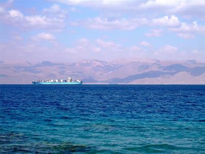 Aqaba & The Red Sea - Jordan - April 2009