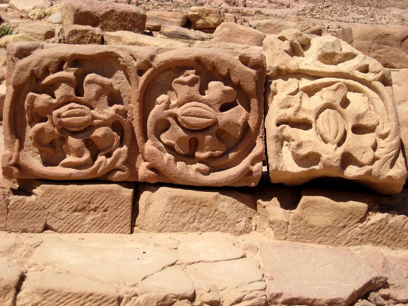Detail of ornate carvings...