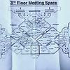 La carte des salles de conférences