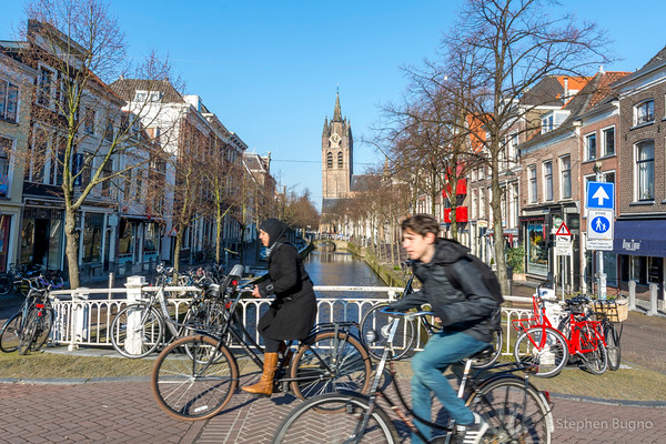 delft holland bicycle