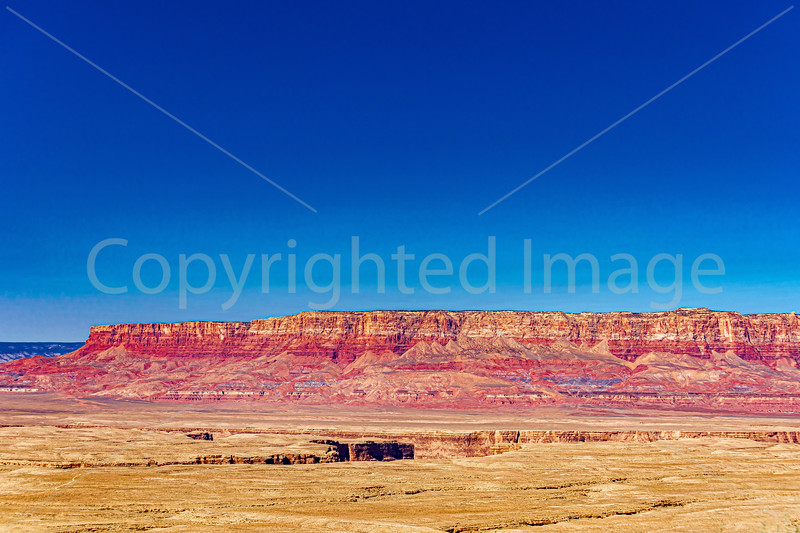 Vermilion Cliffs and Marble Canyon