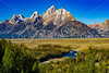 Snake River Overlook-Grand Teton National Park