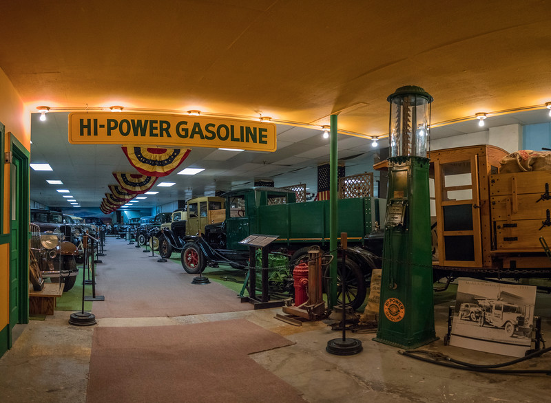 Hi-Power Gasoline