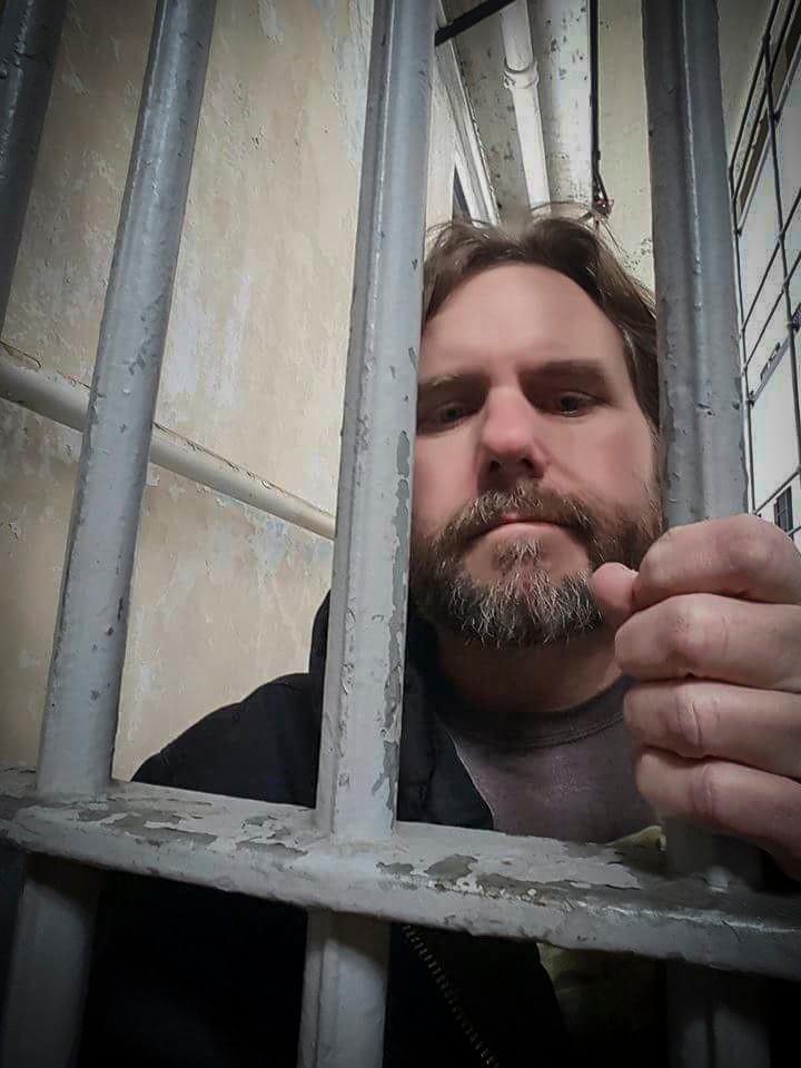 Jail Selfie