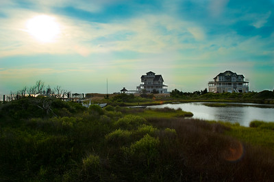 The Outer Banks, Hatteras, NC 2009