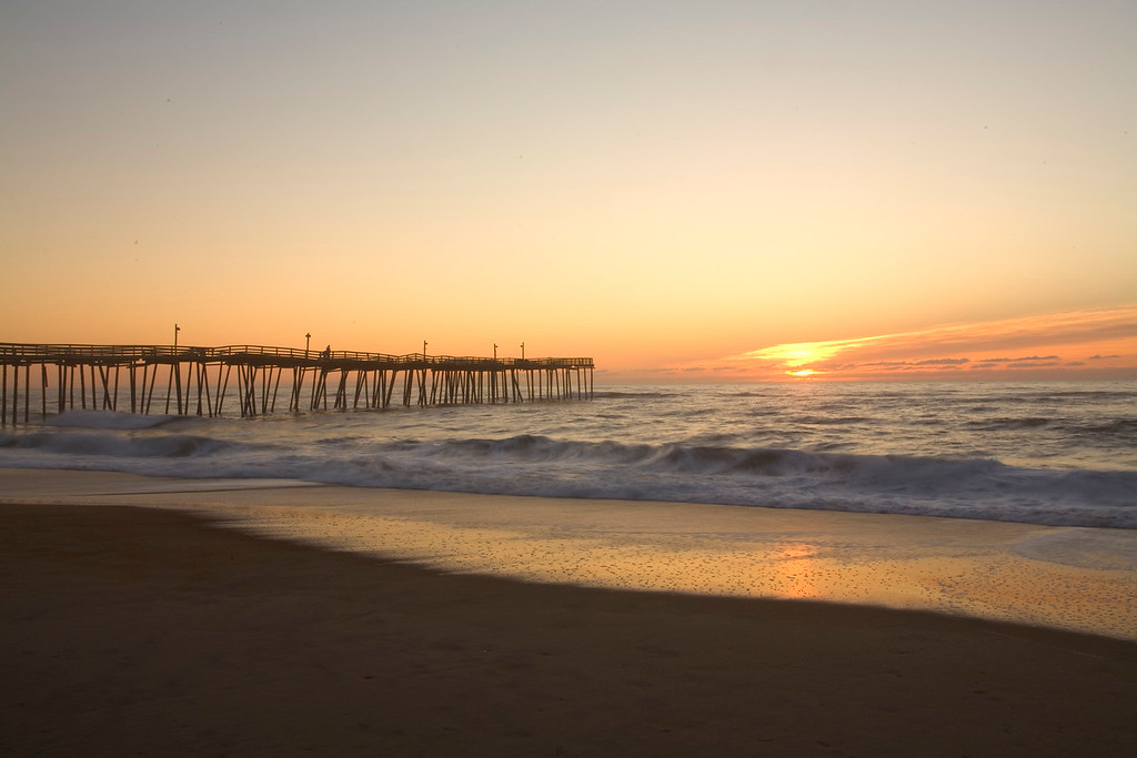Avon Fishing Pier, Outer Banks,NC