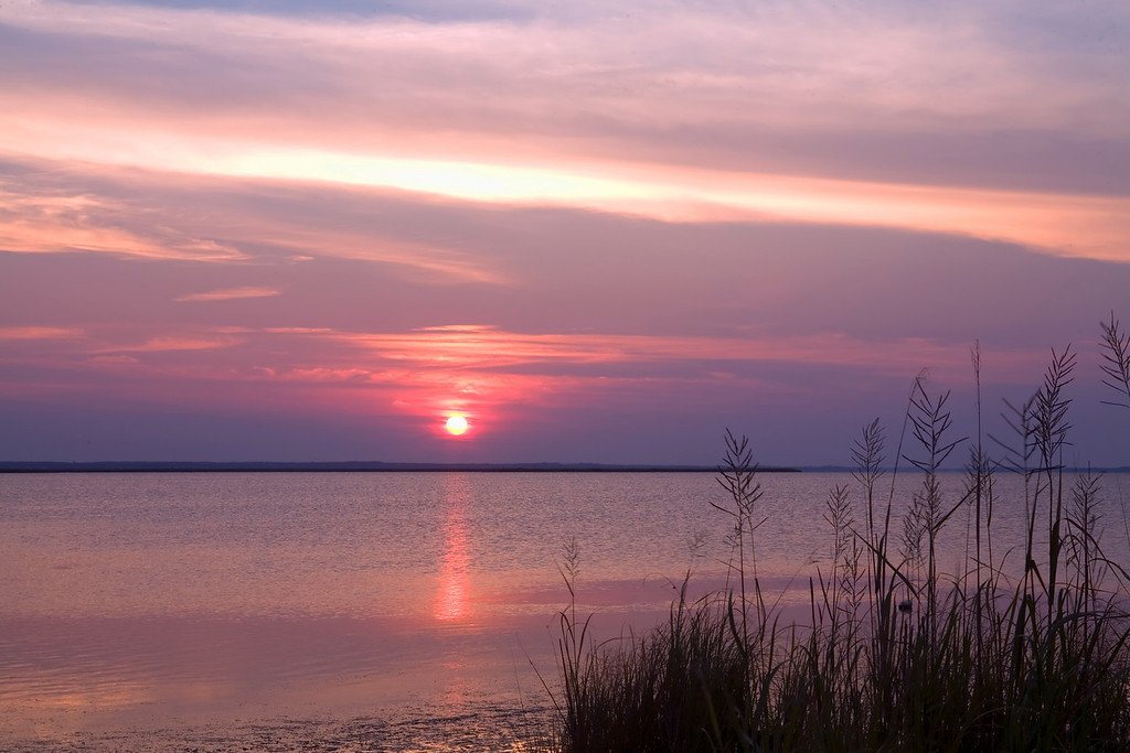 Currituck Sound. Corrolla, NC