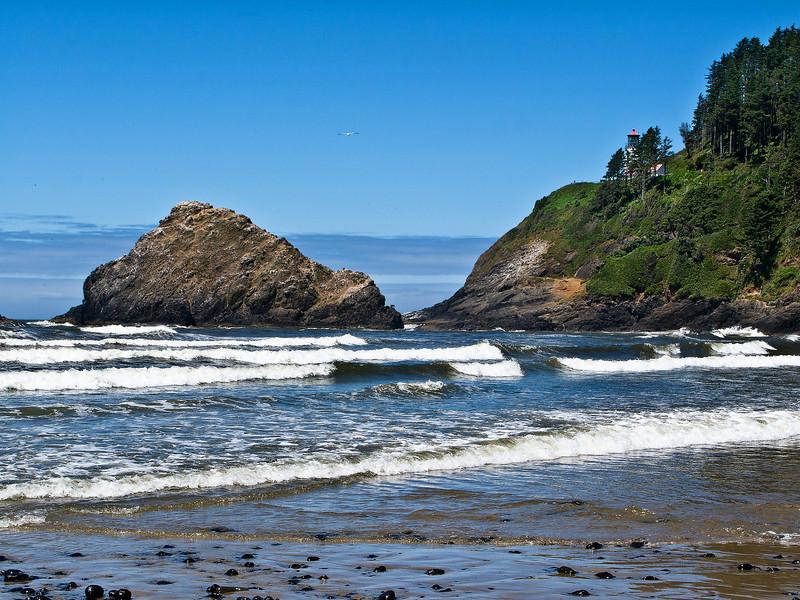 Heceta Head Lighthouse, Central Oregon Coast