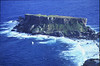 Saipan. Flat Top Island. March 4, 1984
