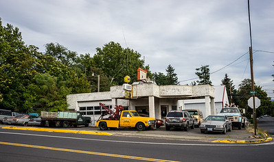 Goff & Son Towing ~ Dayton, Washington