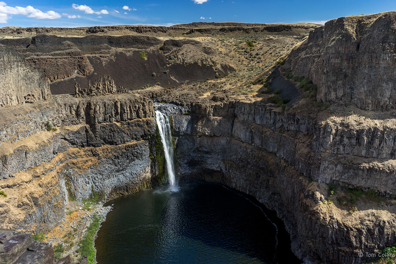Palouse Falls State Park.  The Palouse ~ August 2016-03703