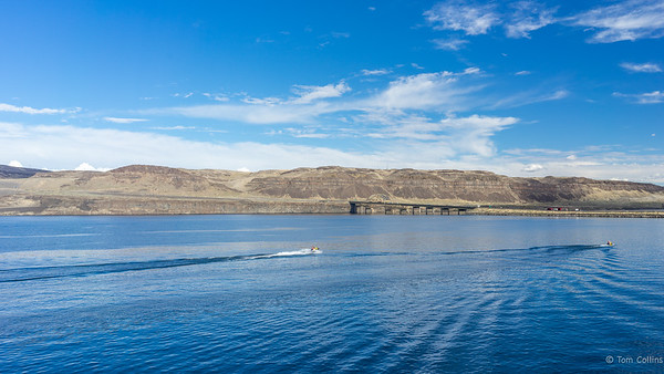 The Mighty Columbia at Vantage, Washington.  The Palouse ~ August 2016-03723