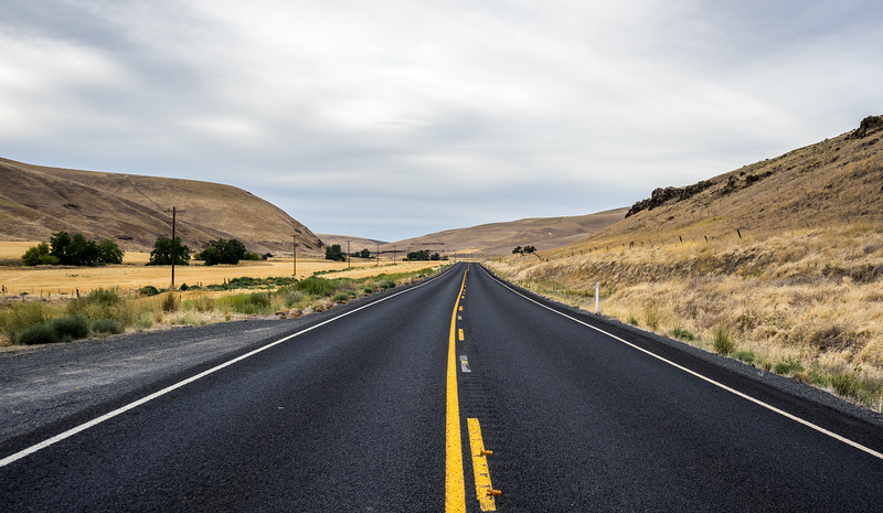 The Road to Palouse